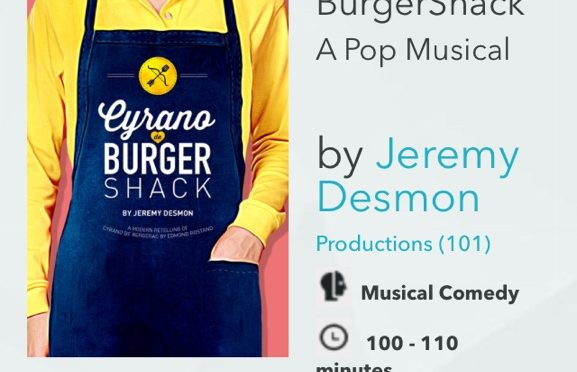 """Beat Bugs"" ""Stephanie Hero"" ""Cyrano D' – Burger Shack-A Pop Musical!"""