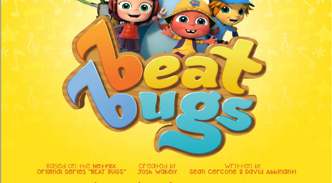 """Beat Bugs-A Musical Adventure"""